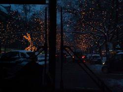 Krönender Abschluss: Lichterfahrt über den weihnachtlich geschmückten Ku'Damm.