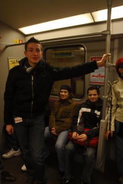 Fahr mal wieder U-Bahn!