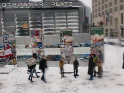 Kinder die uns mit Schneebällen beworfen haben