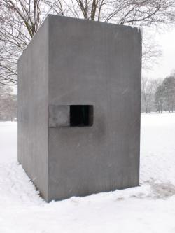 holocaust mahnmal für die getöteten homosexuellen