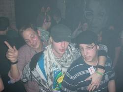 Tobi, Chris und Flo