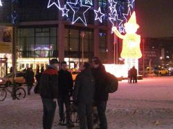 Stadtrundgang: Hauptbahnhof