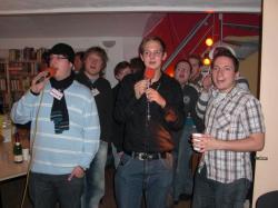 Karaoke: Gruppensingen???