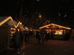 Weihnachtsmarkt am Kudamm