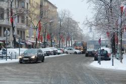 Maasenstraße und Nollendorfplatz.