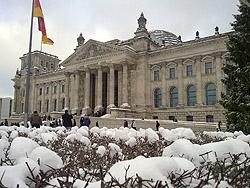 Der deutsche Bundestag (Reichstagsgebäude)