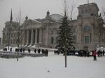 Am Reichstagsgebäude (Deutscher Bundestag).