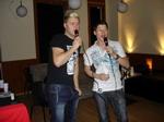 Karaoke-Silvester-Warm-Up