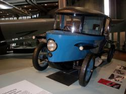 Deutsches Technikmuseum Berlin: Rumpler Tropfenwagen