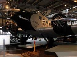 Deutsches Technikmuseum Berlin: Luftfahrt – Junker JU-52