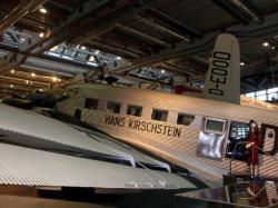 Deutsches Technikmuseum Berlin: Luftfahrt – Junkers Ju-52