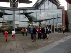 Deutsches Technikmuseum Berlin: Auf der Terrasse