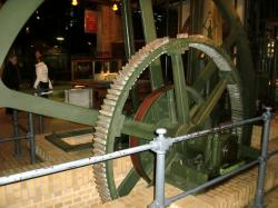 Deutsches Technikmuseum Berlin: Lokschuppen