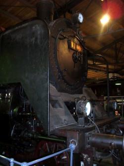 Deutsches Technikmuseum Berlin: Lokschuppen
