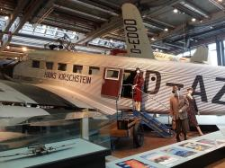 Deutsches Technikmuseum: Luftfahrt – Junkers Ju-52