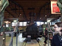 Deutsches Technikmuseum: Lokschuppen