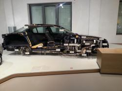 Deutsches Technikmuseum: Automobilsammlung