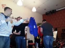 Tuntenworkshop: Ein frisches FdJ-Blau vielleicht?