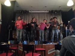 Abreisetag: Zum Abschied noch einmal »Spaniens Gitarren«