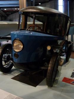 Deutsches Technikmuseum: Rumpler-Tropfenwagen