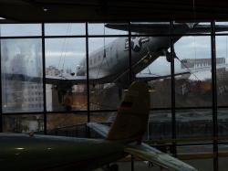 Deutsches Technikmuseum: Luftfahrt